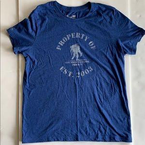 NWOT Wmns UA WWP Sz-L/Loose Fit T-Shirt